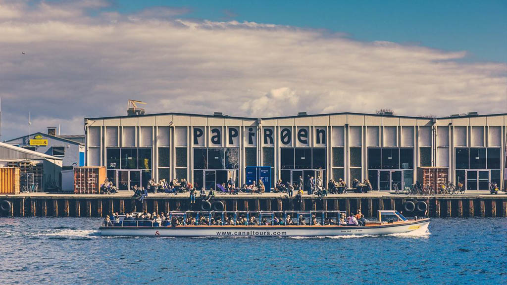 Firmatur til københavn, papirøen
