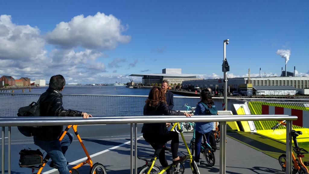 Guidet sykkeltur i København
