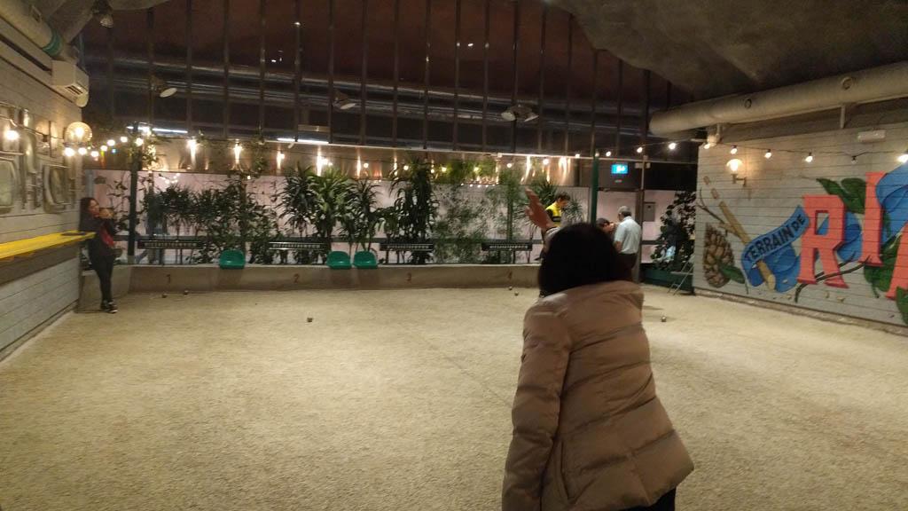 Innendørs boule stockholm