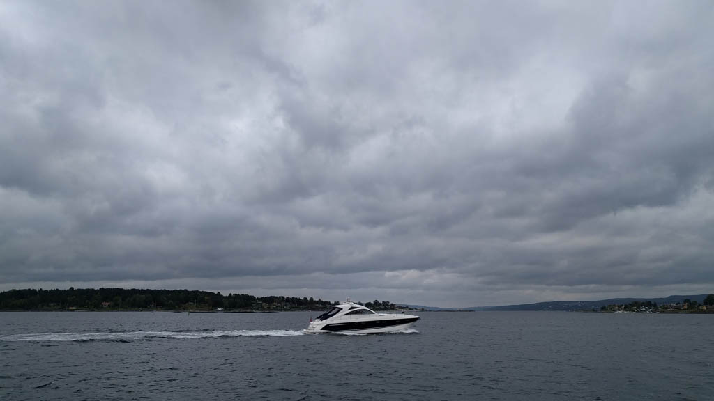 Yacht oslofjorden